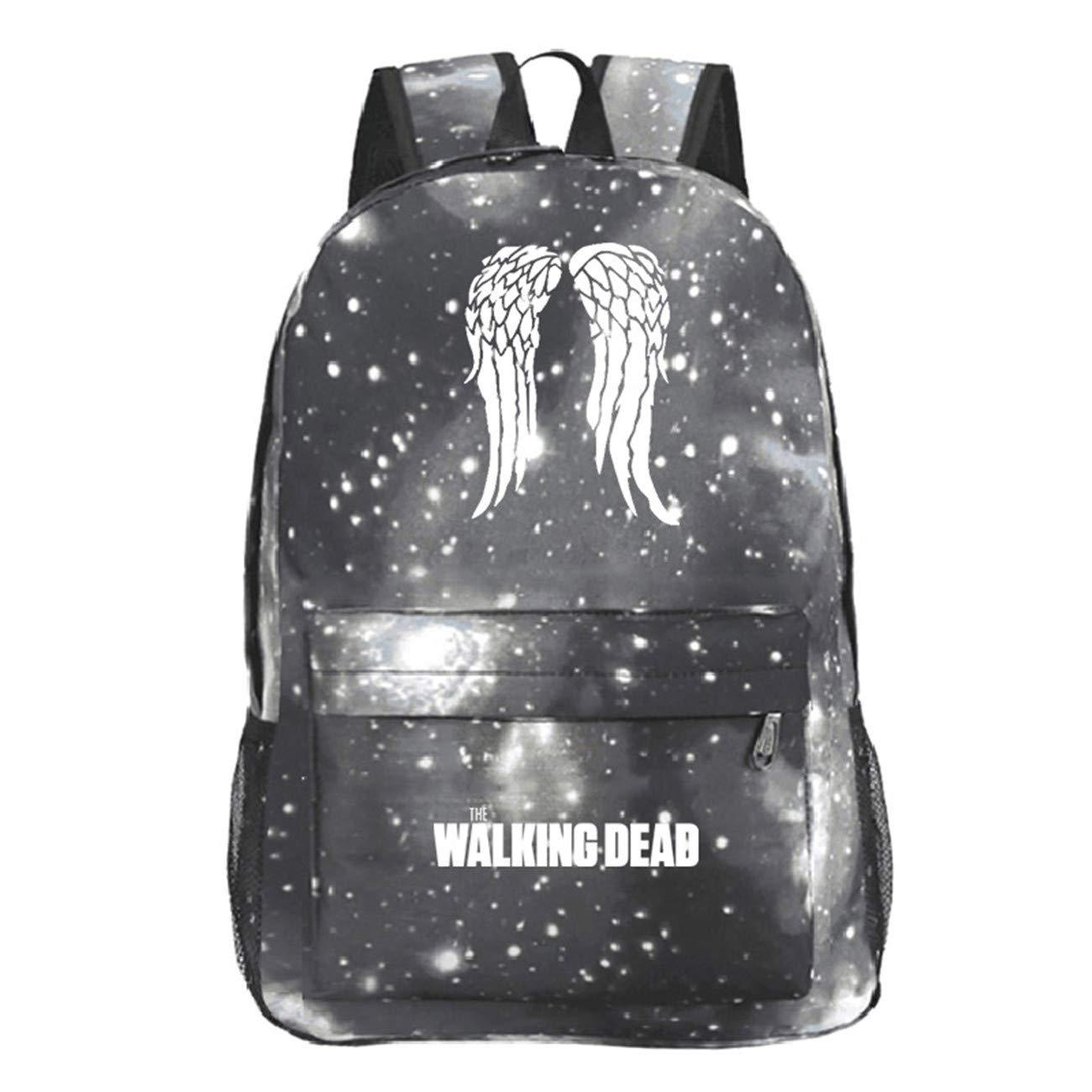 18664fe718ec Amazon.com | GD-fashion The Walking Dead Fans Backpack-Boys Girls ...