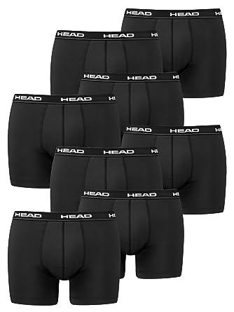 6776ec2d7ee HEAD Herren Mikrofaser Microfiber Boxershorts im 8er Pack: Amazon.de:  Bekleidung