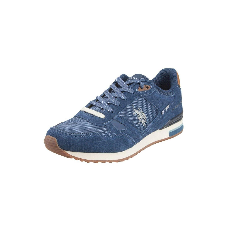 Acquista U.S. POLO ASSN. WILDE1 Sneakers Maschili con Logo 46EU miglior prezzo offerta