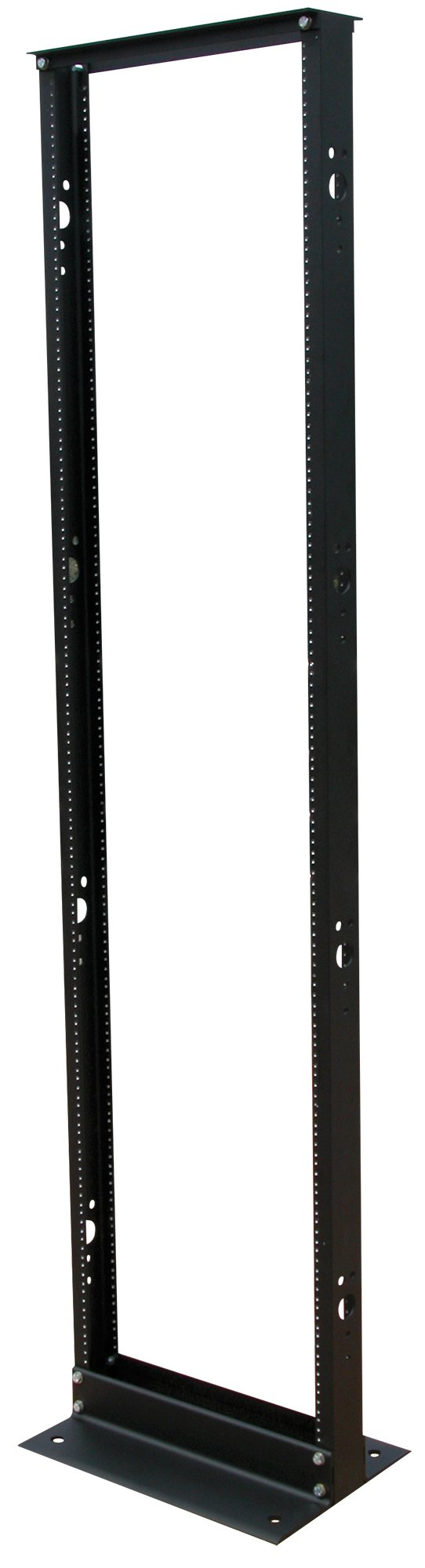 Tripp Lite 45U 2-Post Open Frame rack, Network Equipment Rack, 800 lb. Capacity (SR2POST) by Tripp Lite