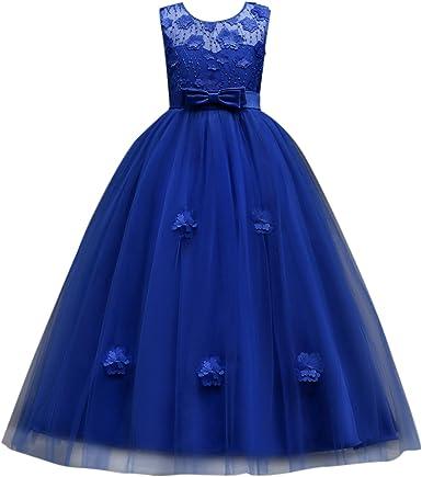 robe bleu longue danseuse d'etoiles