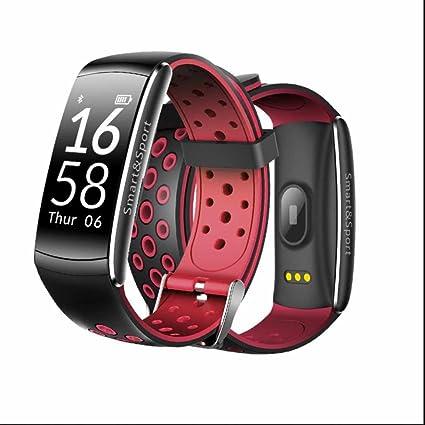 Pulsera actividad Pulsera inteligente,Pulsera Reloj Inteligente con Rastreador de Salud,Control de Sueño