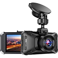 """Vantrue X4 UHD 4K 3840x2160P 30fps Dash Cam, 3"""" LCD 160° Wide Angle Dash Camera with 24Hrs Parking Mode, Motion…"""
