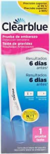 Clearblue early detección temprana 1 test