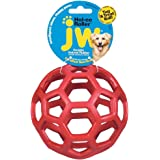 JW Pet Company Hol-ee Roller X Extreme 5 Dog Toy, 5-Inches (Colors Vary)