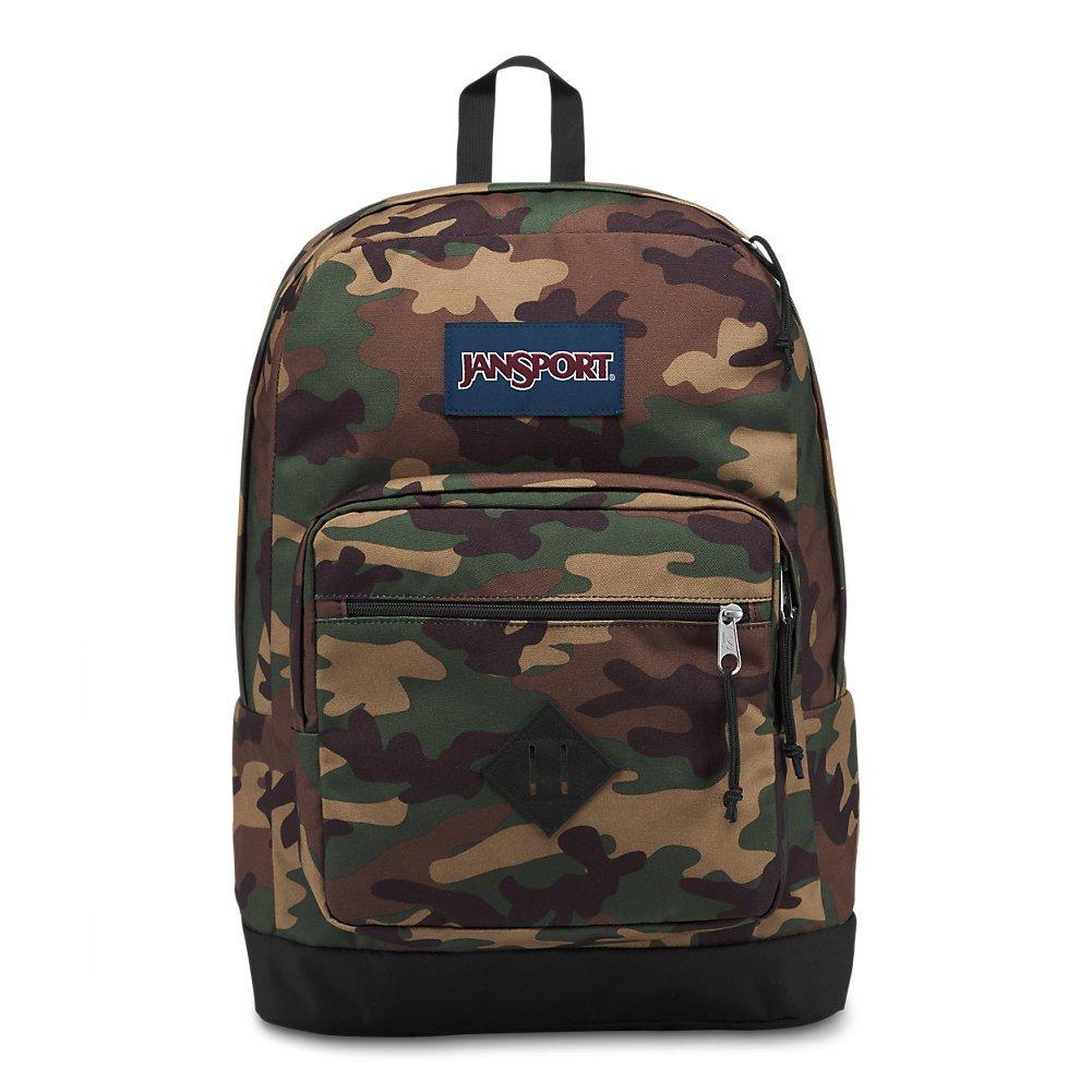 JanSport City Scout Backpack - Surplus Camo