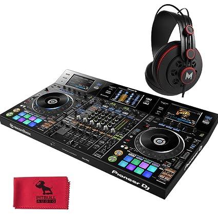 Amazon.com: Pioneer DDJ-RZX - Controlador DJ profesional de ...