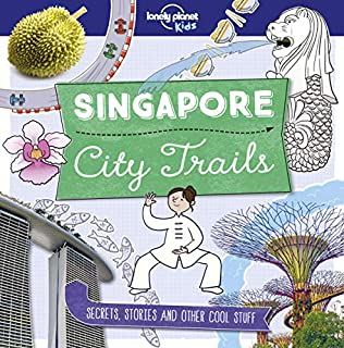 Lonely Planet City Trails - Singapore 1st Ed.