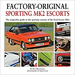 Sporting Mk2 Escorts The Originality Guide To The Sporting