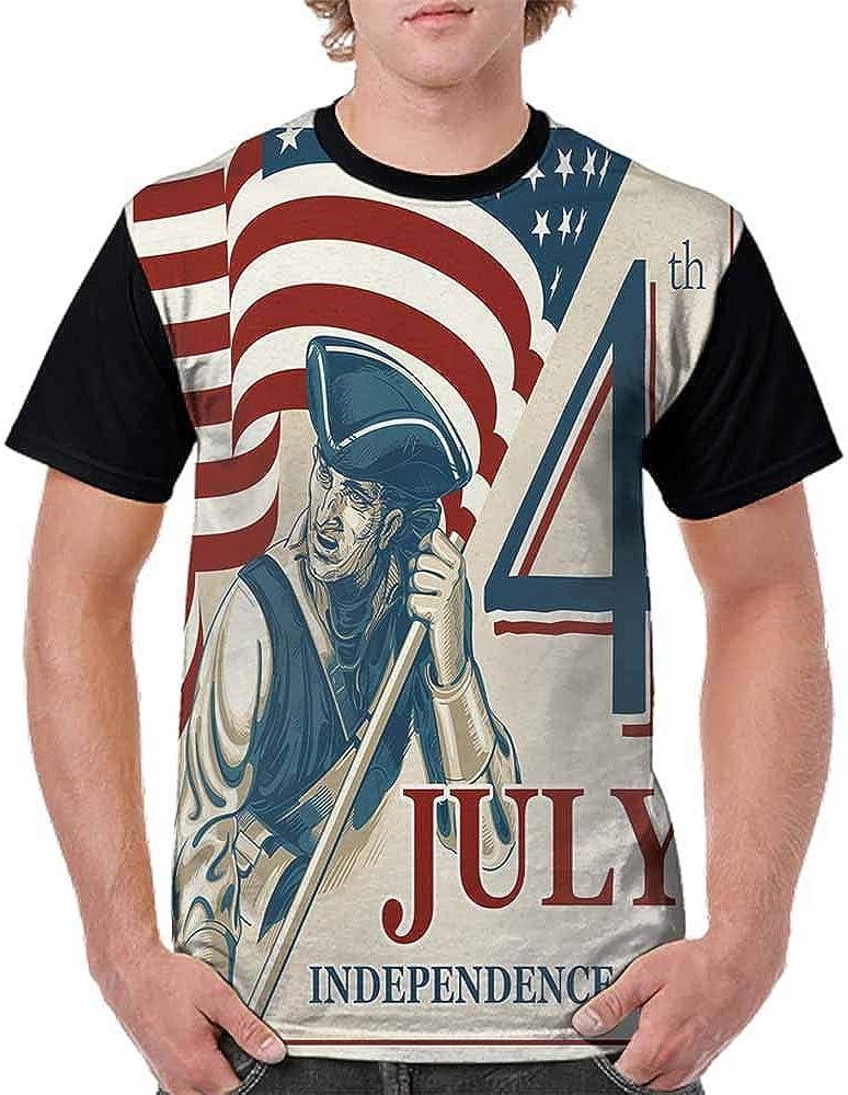 Stevenhome Performance T Shirt-Fashion Personality Customization