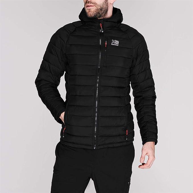 Karrimor Mens Hot Crag Gilet Sleeveless Jacket Lightweight Zip Full Insulated