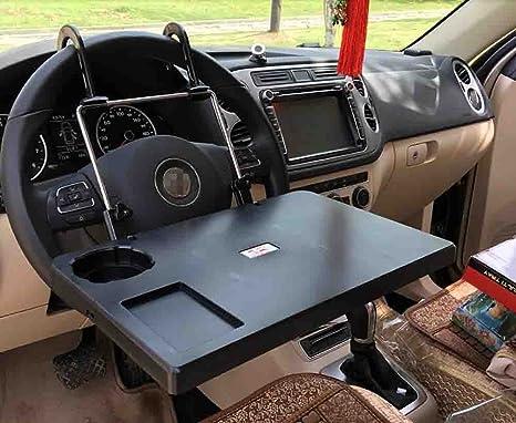 XIAOYA Mesa Plegable Para Coche Mesa Para Laptop Para El Ordenador ...