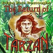 The Return of Tarzan: Tarzan, Book 2 | Edgar Rice Burroughs