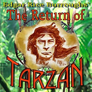 The Return of Tarzan Audiobook