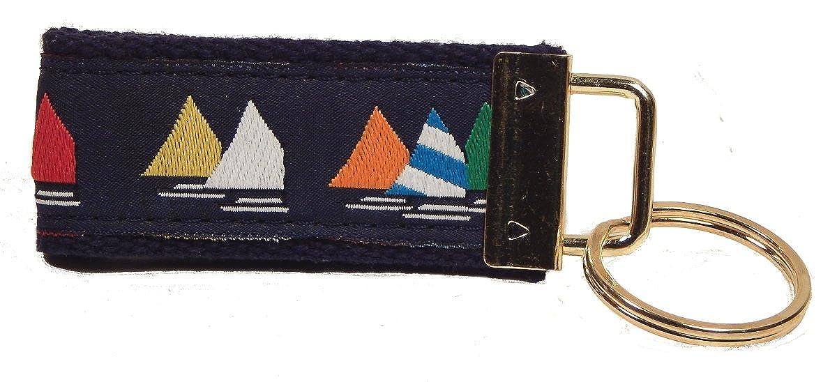 PrestonRainbow Fleet Classic Ribbon Key Ring