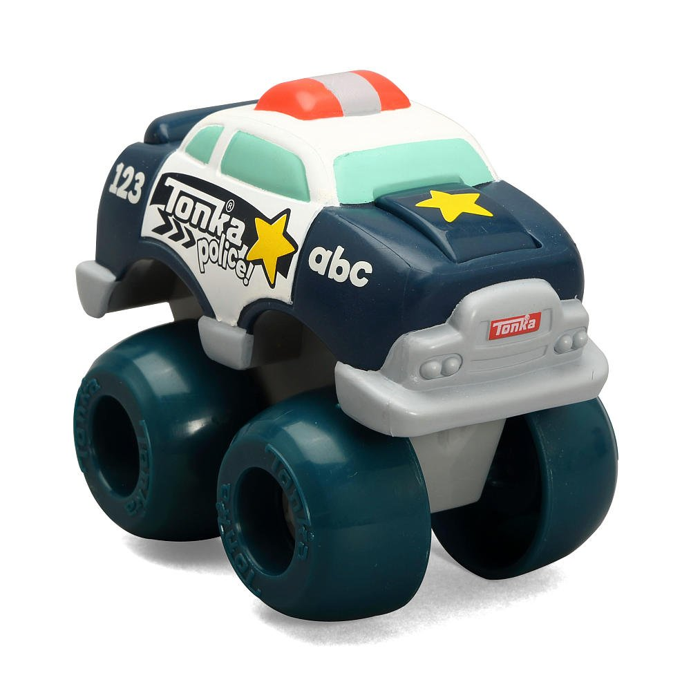 Más asequible My My My First Tonka Mini Wobble Wheels - Police Car  venta al por mayor barato