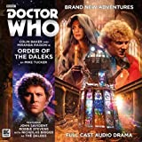 Doctor Who Main Range 218 - Order of the Daleks