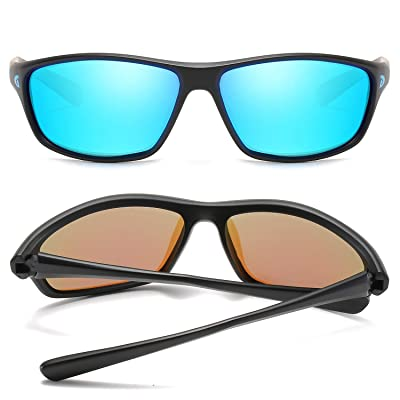 Details about  /DUBERY Polarized Sport Sunglasses For Men Women Outdoor Driving Fishing Glasses