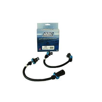 "amazon com bbk performance 1115 o2 oxygen sensor wire harness gm o2 sensor diagram bbk performance 1115 o2 oxygen sensor wire harness extensions 12"" for 2008 2015 gm"