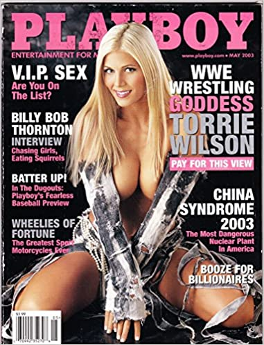 Playboy Magazine May 2013 Pdf