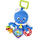 Baby Einstein Activity Arms Octopus™ Take-Along Toy, Multi,