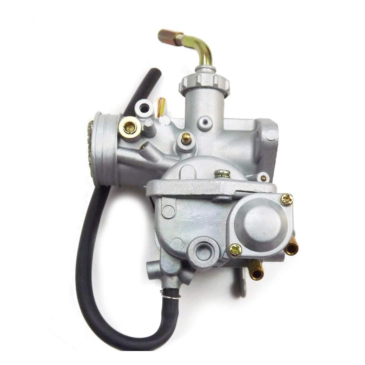 Carburetor for Honda CT70 CT70H CT 70 KO 1969-1977 Trail Bike with Fuel Line