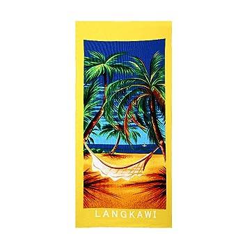 shenyueshitu Toalla Playa Grande Wall Tapestry Tree Toallas de Playa Mandala Textiles de Baño Beach Mat