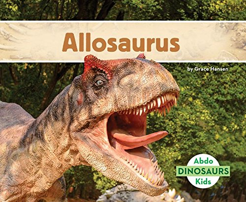 Download Allosaurus (Dinosaurs) pdf epub