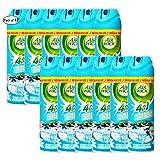 Air Wick Air Freshener 4 In 1 Fresh Water (510g) (Pack Of 12)