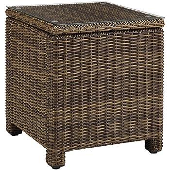 Amazon Com Crosley Furniture Bradenton Outdoor Wicker