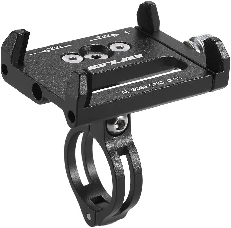 Irfora Mountian Bike Phone Mount Universal verstellbaren Fahrrad Handy GPS Mount Halter Halterung Cradle Clamp