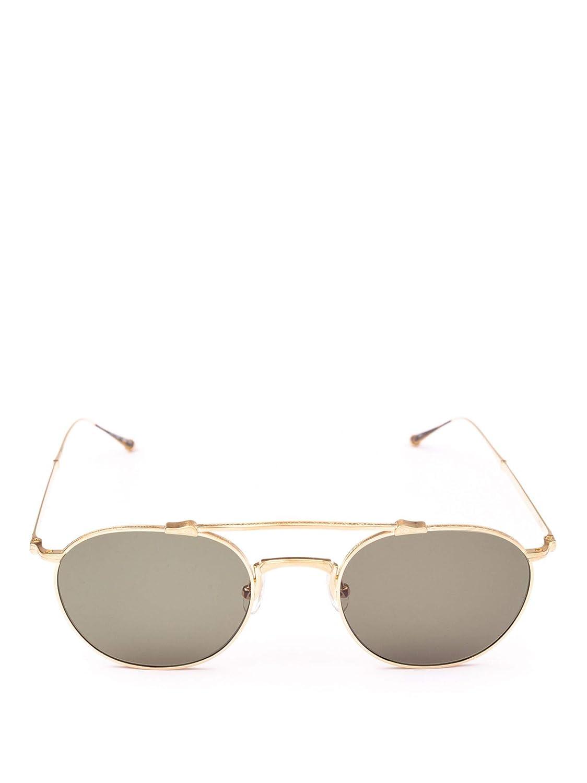 Matsuda Luxury Fashion Hombre M3046BRUSHEDGOLD Oro Gafas De ...