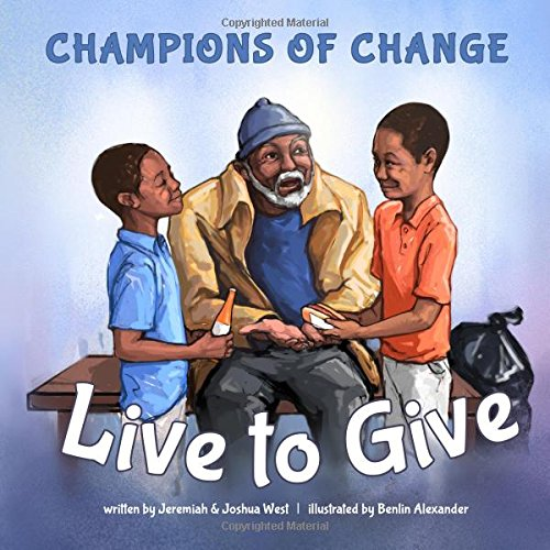 Read Online Champions of Change: Live to Give PDF