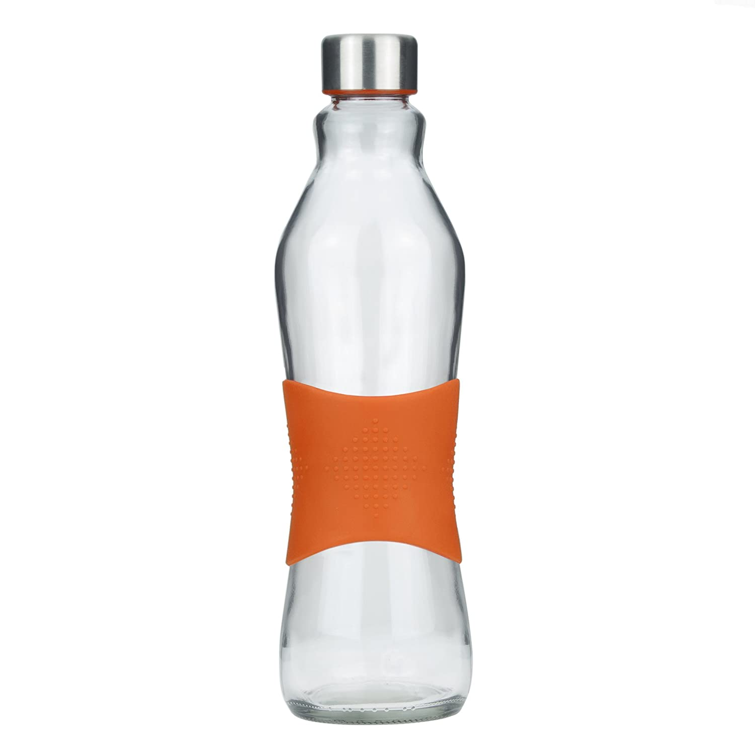 Grip & Go Glasflasche