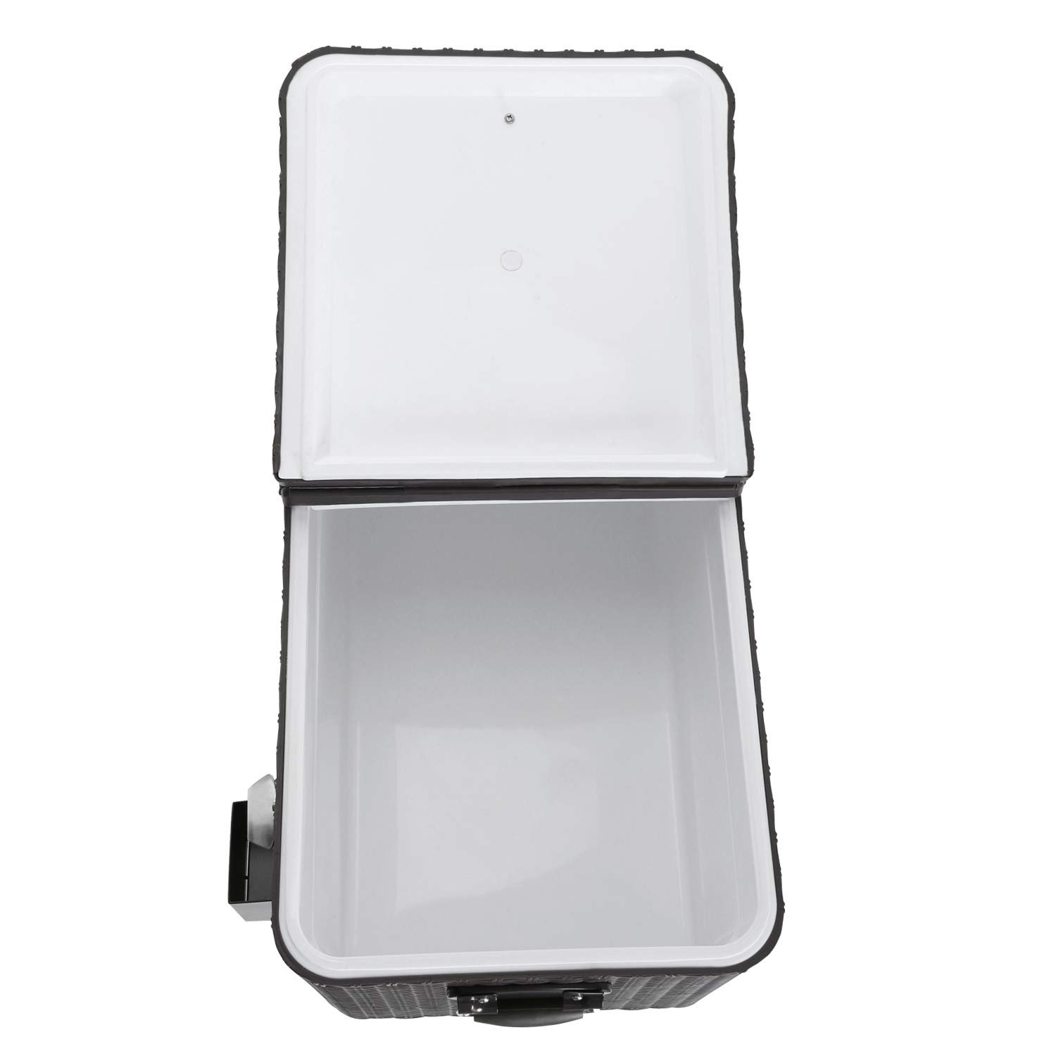 CAIDE-STORE with a Free Cover 80 Quart Outdoor Portable Cooler Patio Ice Chest Cooler Cart on Wheel by CAIDE-STORE (Image #6)