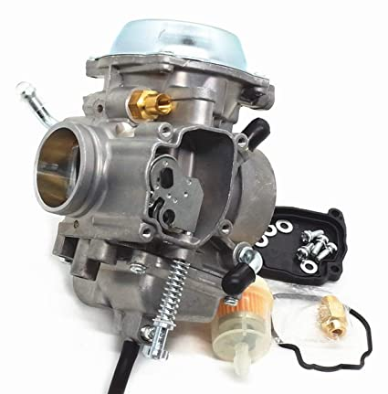 61b79RHg7CL._SX425_ amazon com carburetor for polaris ranger 400 2010 2014 02 147