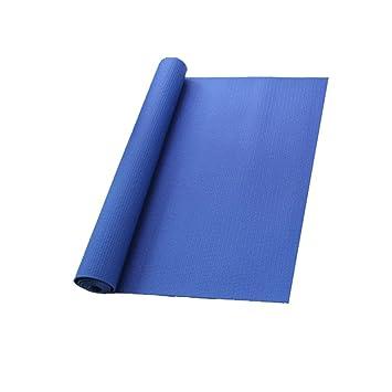 LILUO Yoga Mat PVC Yoga Mat Aerobics Mat Slip Sit Ups Pad ...