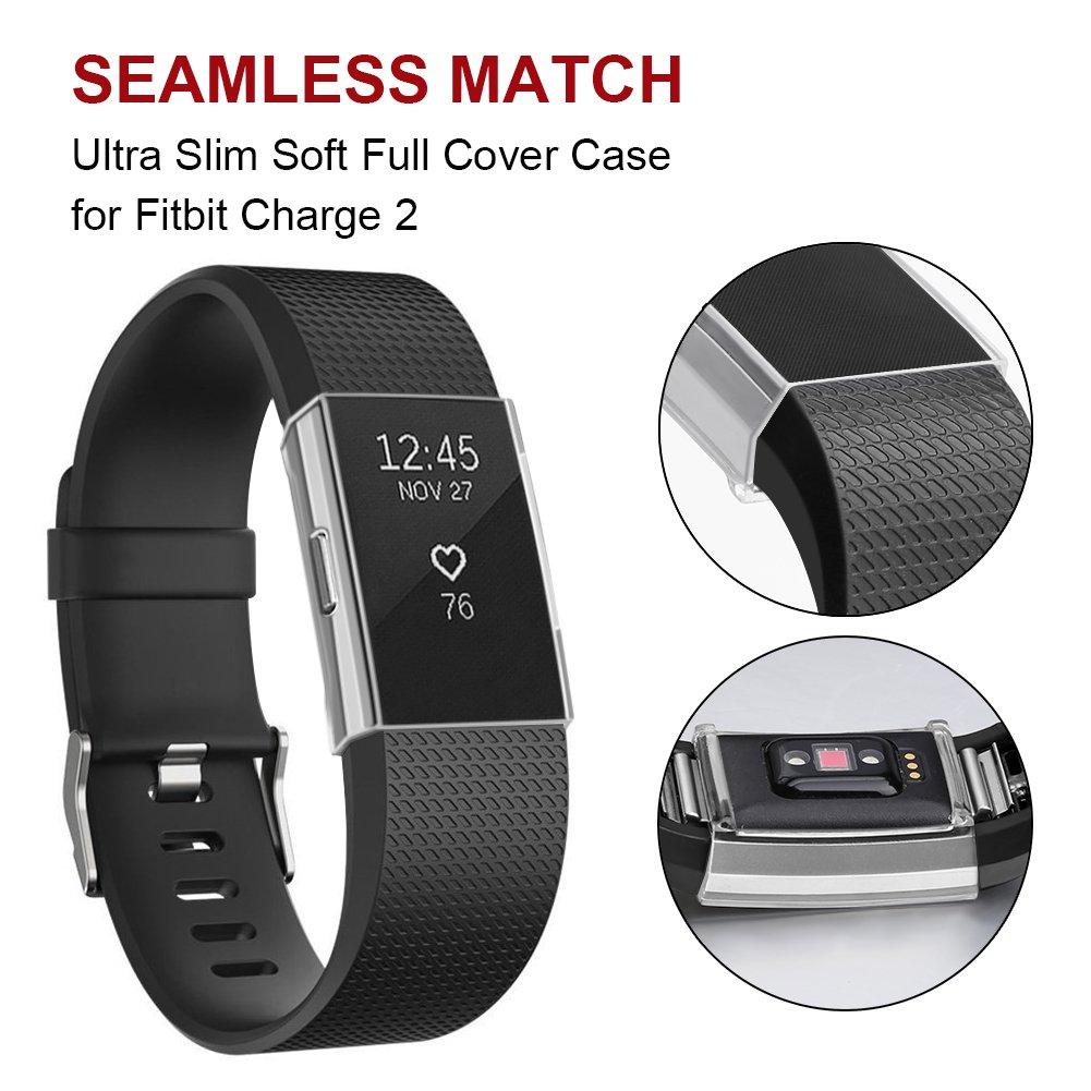 Schutzfolie Charge Die Schutzhülle 2 Fitbit Für Kompatibel 2Ultra Oenfoto Smart Watch Dünne zMUpGqSV