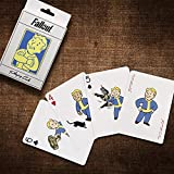Fallout Playing Cards Deck - Depicting Your