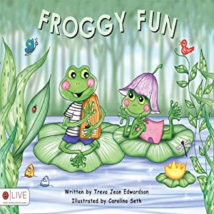 Froggy Fun Audiobook