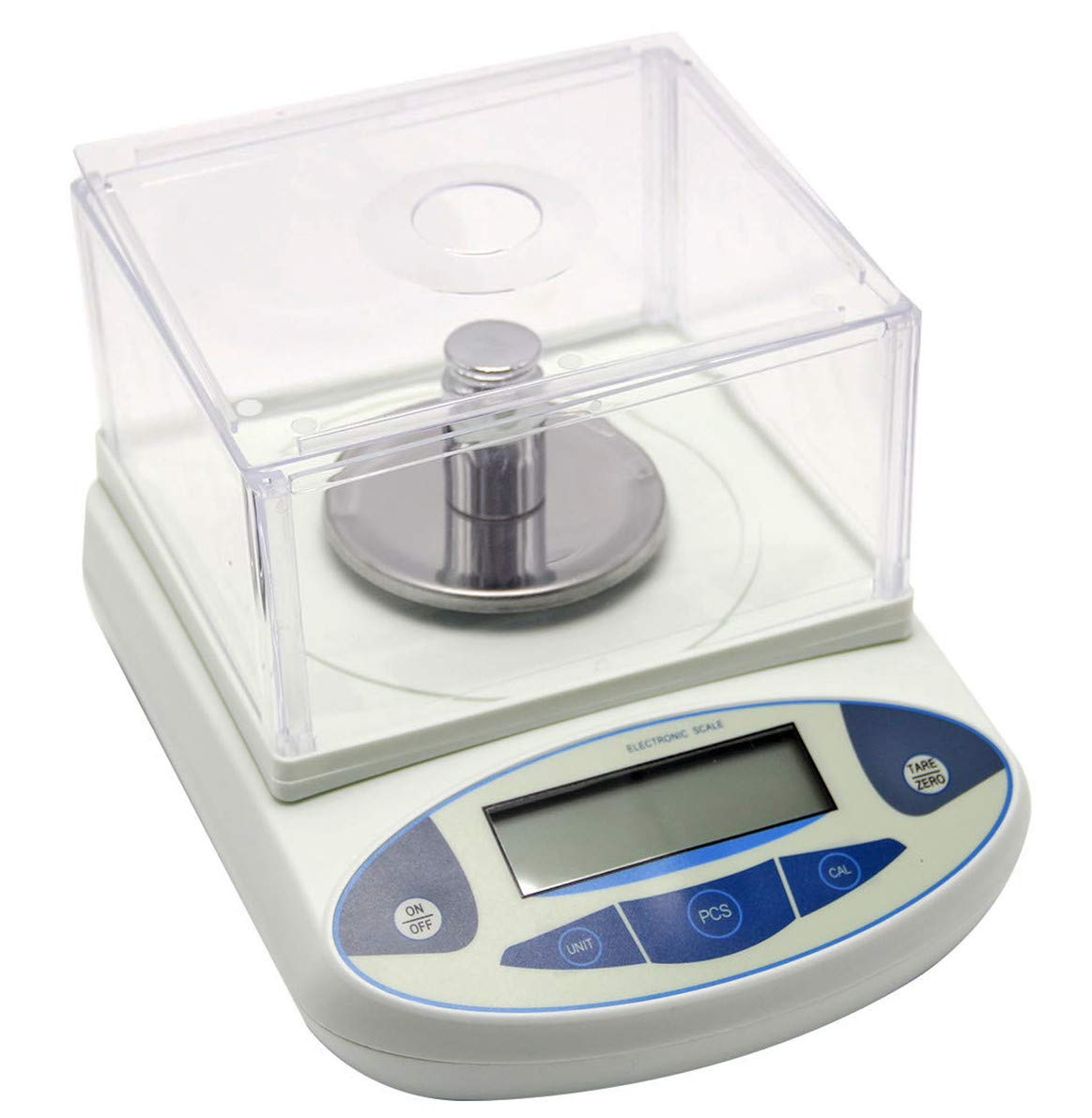 SM SunniMix 10g Grams Precision Calibration Jewelry Scale Weight Lab Weights Pocket Scale