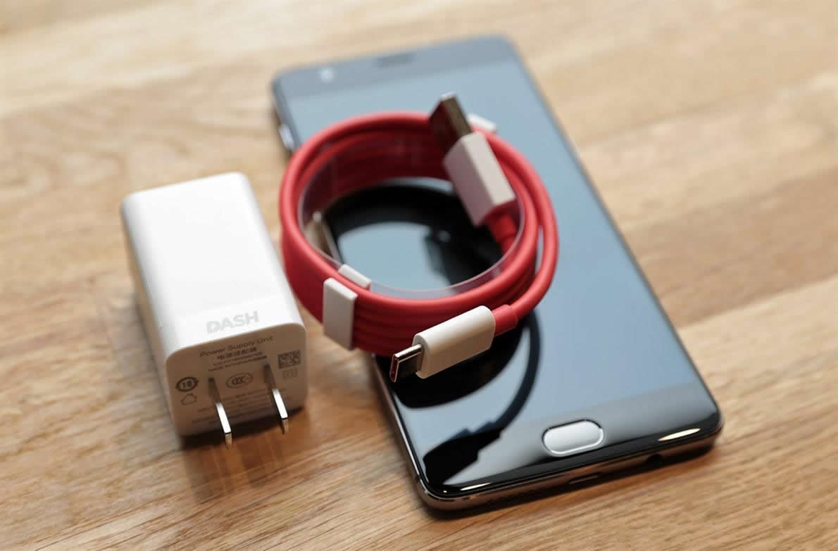 Amazon.com: Oneplus 5 Cable y cargador, Dash Tipo C USB ...