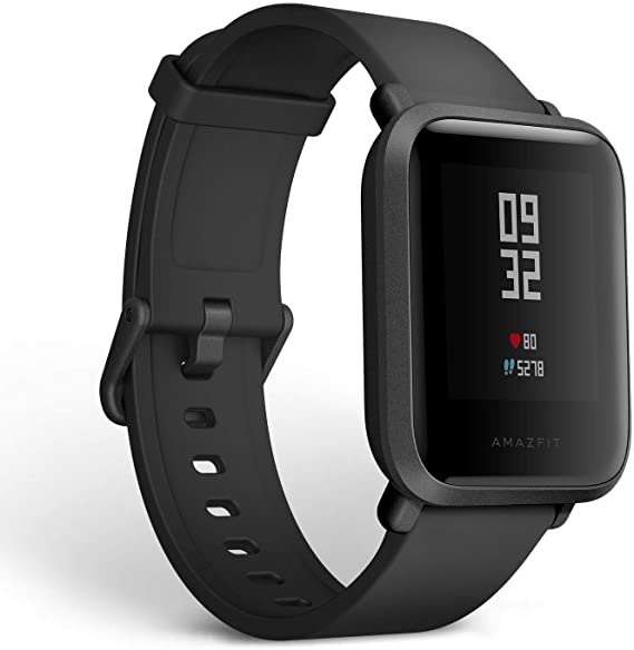 Amazfit Bip Smartwatch by Huami with All-Day Heart Rate and Activity Tracking