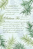 Fresh Scents Scented Sachets - Balsam Fir, Lot of 6