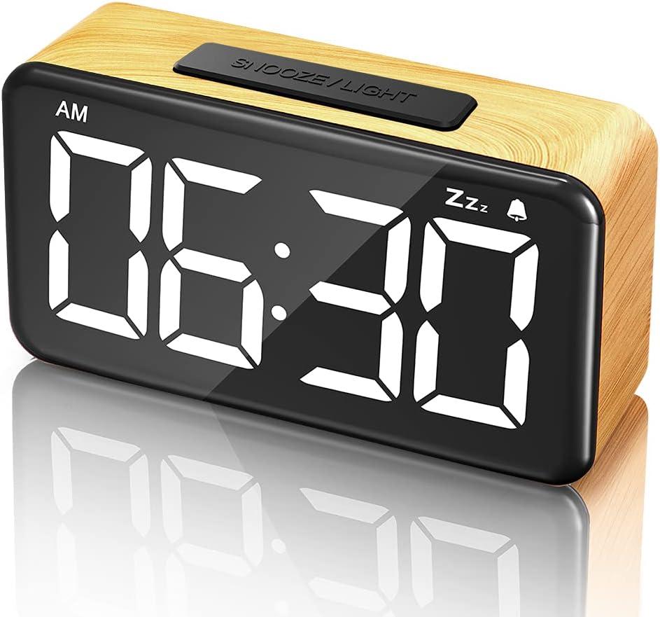 Digital Alarm Clock, 6