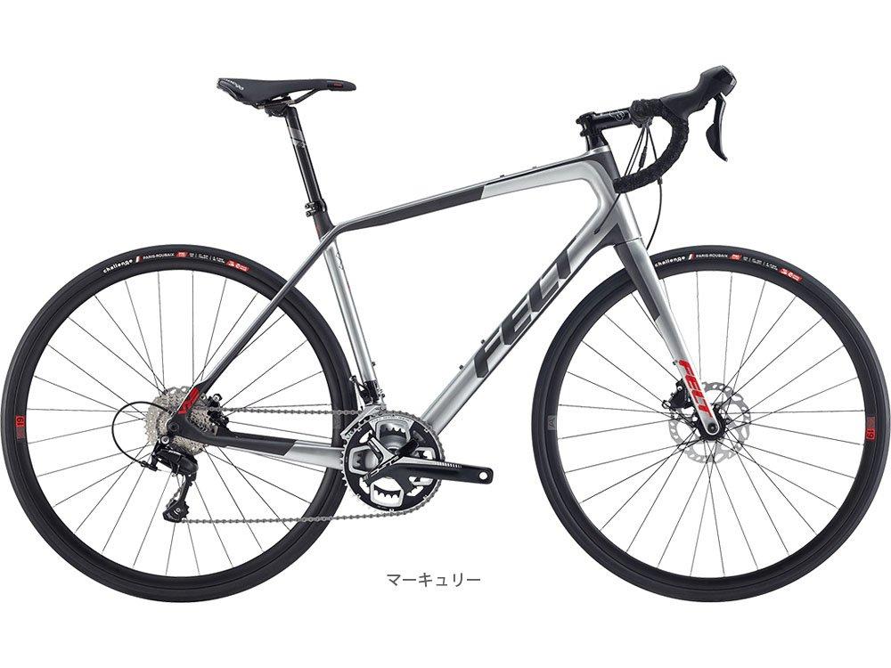 FELT(フェルト) 2017 VR5 (105 2x11s) ロードバイク マーキュリー B01LYDBEZ9 560