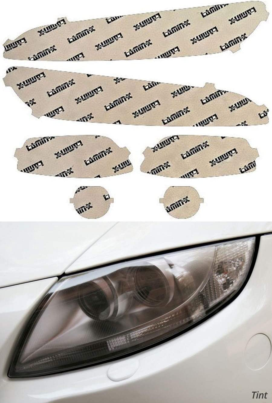 Lamin-x J016T Headlight Cover 61b7HDSfo6L