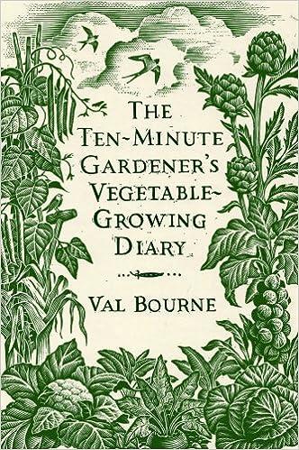 The Ten-Minute Gardeners Vegetable-Growing Diary price comparison at Flipkart, Amazon, Crossword, Uread, Bookadda, Landmark, Homeshop18