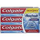 Colgate 高露洁清凉薄荷牙膏 3支装 买3立减$5 平均$1.31/支+免邮