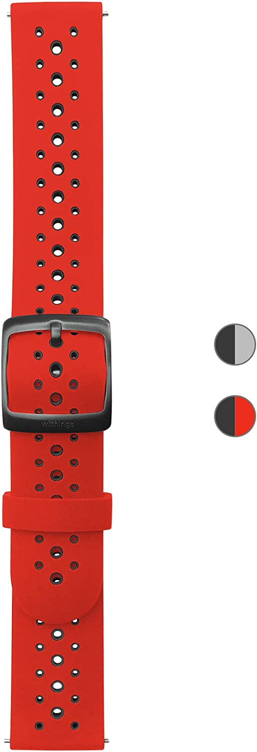 Move ECG and Move Steel HR Sport Withings Silicone Wristbands for Steel HR